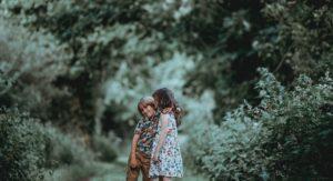 Un garçon et une fille