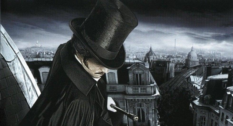 "Affiche du film ""Arsène Lupin"" (2004)"