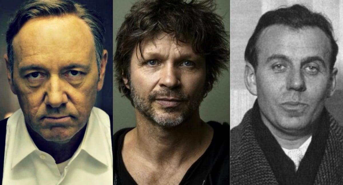 Kevin Spacey, Bertrand Cantat et Louis-Ferdinand Céline